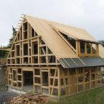 Компания «Дачный участок» – современные постройки из дерева