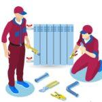 Замена батарей отопления: ключевые особенности процедуры, технические нюансы, выбор компании